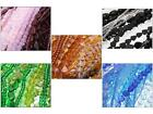 Mixed Glass Beads 5 or 10 Strands - Choice of Colours Assorted Size & Shape