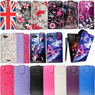 For Sony Xperia L S36H C2105 New Printed Leather Magnetic Flip Case Cover+Stylus