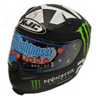 HJC RPHA Ben Spies Autographed Very Limited Edition Monster Motorcycle Helmet