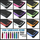 Hybrid Robot Defender Rugged Rubber Armor Proof Case for Galaxy S3 i9300
