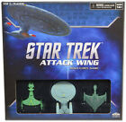 Star Trek Attack Wing Starter Box & Expansion - Miniatures Game Erweiterung