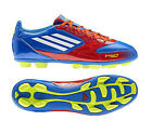 Adidas F5 TRX HG Blue Red Moulded Studs Mens Football Boots Size 6-12 UK