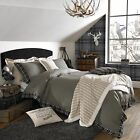 American Freshman Seattle Bedlinen with Matching Cushions and Throw