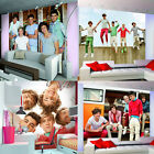 OFFICIAL ONE DIRECTION 1D WALLPAPER MURAL WALL PAPER POSTER BED ROOM MURALS NEW