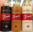 Torani Sauce Authentic CoffeeHouse Rich Buttery Coffee House Flavor ~ Pick One