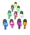 STY-4  RHINESTONE STUDDED MINI STYLUS  FOR IPHONES AND OTHER TOUCH SCREENS
