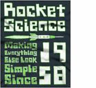Rocket Science Since 1958 Mens T-Shirt Outer Space NASA Astronaut Geek Astronomy