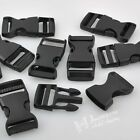 E300 10/20/100pc Plastic Backpack Safety Buckle Luggage Buckle Accessories 40mm