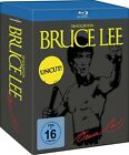 Blu-ray Box * Bruce Lee - Die Kollektion - Uncut (the real,der echte) * NEU OVP