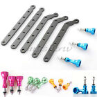 New Aluminum Alloy Extension Arm Mount Screw Set for Gopro Camera HD Hero2 Hero3