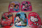 Kindergartenrucksack Disney Rucksack Princess Micky Minnie Maus Hello Kitty Cars