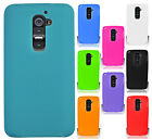 For LG G2 4G LTE  Rubber SILICONE Skin Soft Gel Case Cover Accessory