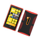 For Nokia Lumia 920 HARD Hybrid Rubber Silicone Case Phone Cover Accessory