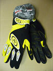 SAVAGE FLITE BMX / MTB / SPORTS GLOVES XS/S/M/L/XL YELLOW NEW