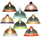 "Retro 14"" American Diner Ceiling Light Lampshade Pendant Chandelier Fitting"