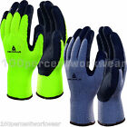 Delta Plus APOLLON Winter Latex Foam Coated Work Gloves Cold Protection Builders