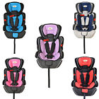 Adjustable Convertible Baby Car Seat Child Booster Seats For Group 1/2/3 9-36 kg