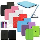 Magnetic Smart Cover Skin and Hard Back Case Stand for New Apple iPad Air iPad 5