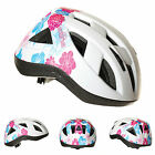 Bicycle Helmet - Kids Arina Prime White/Blue/Pink (FREE NEXT DAY DELIVERY)