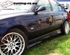 SEITENSCHWELLER M-LOOK PASSEND F�R BMW E39 5er TUNING TEILE tuning-rs.eu