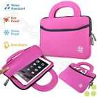 "KOZMICC Hot Pink 9"" Sleeve Case Cover Bag w/ Handle for 8.9"" and 9"" Inch Tablet"