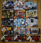 STAR WARS BATTLE PACKS EVOLUTIONS VEHICLES etc. Individually Priced MANY RARE