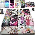 Stand Fold Flip Leather Wallet Soft Case Cover For Samsung Galaxy S4 S IV i9500