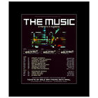 MUSIC - Strength in Numbers Tour 2008 Matted Mini Po...