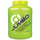 Scitec Nutrition Jumbo 4400g with ( Protein + Creatine + BCAA + Waxy Maize )