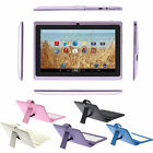 "IRULU eXpro X1 7"" Tablet PC 8GB Dual Camera&Core Android 4.2 Purple w/ Keyboards"