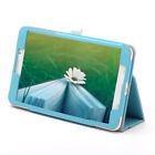 7 colors Folio PU Leather Stand Case Cover Skin for Lenovo IdeaTab A3000 Tablet