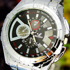 Free Shipping New Men's Stainless steel Quartz Analog Fashion Wrist Watch, NW8