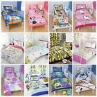 KIDS DISNEY AND CHARACTER SINGLE DUVET COVERS – CHILDREN'S BEDDING SETS