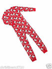 RED ALL OVER DESIGN MINNIE MOUSE ONESIE PYJAMAS ALL IN ONE 5-6,7-8,9-10