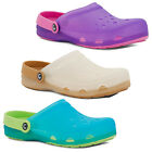 New Ladies De Fonseca Slingback Hospital Beach Summer Clogs Mules Sizes UK 3-8