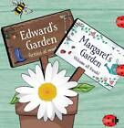 Personalised Name Garden Plaque D - G