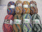 1 skein Opal Schafpate sock yarn # 5  -75% wool 25% nylon superwash 100g 450y