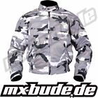 MX-Bude Racing Jacke Snow-Camo Motocross Enduro Cross MTB Quad MX FMX DH FR
