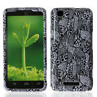 For Boost Mobile ZTE Boost Max N9520 HARD Case Snap On Phone Cover Accessory