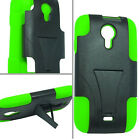T- Stand Hybrid Protector Cover Case For BLU Studio 5.0 D530 D530A D520