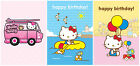 HELLO KITTY AWESOME BIRTHDAY GREETINGS CARDS NEW AND SEALED