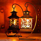 Iron Moroccan Candlestick Candleholder Candle Stand Tea Light Wedding Home Decor