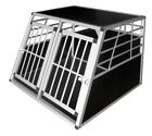 ALU HUNDE TRANSPORTBOX GITTERBOX HUNDEBOX TRANSPORTBOX HUNDETRANSPORTBOX NEU