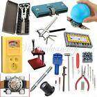 Horologe Watch Watchmaker Link Pins Case Opener Remover Repair Kit Tools Set