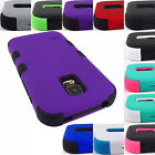 FOR SAMSUNG GALAXY S V 5 S5 / ACTIVE / SPORT SHOCK PROOF TUFF CASE COVER+STYLUS