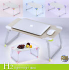 ★XGear H2★ Foldable Light Weight Portable Laptop Desk Bed Dining Table Stand