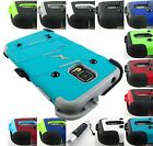 FOR SAMSUNG GALAXY S V 5 S5 ZIZO BOLT TRIPLE LAYER ARMOR CASE COVER+STYLUS/PEN
