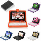 "IRULU 7"" 8GB Android4.2 Phablet Tablet PC 2G GSM Phone WiFi Dual Cam w/Keyboard"