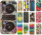 Apple iPhone 5 5S TPU CANDY Gel Flexi Case Protector Cover + Screen Protector