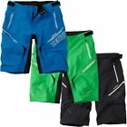 Madison Mens Zenith Light Weight Ventilated Baggy Fit Cycling MTB Bike Shorts